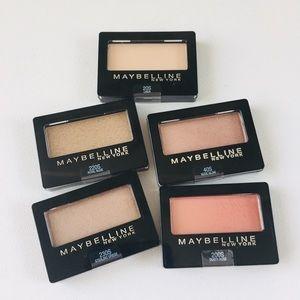 New listing! MAYBELLINE Expert Eyeshadow Bundle